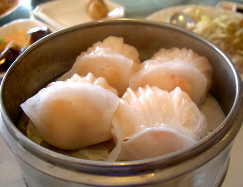 """Dim Sum of the Month Club"" at Sea Harbour"