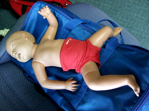 CPR Baby by Zoomar