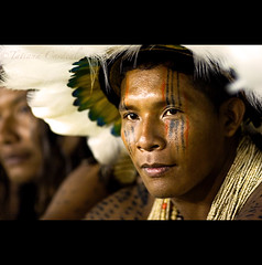 """pacification"" ( Tatiana Cardeal) Tags: pictures brazil portrait people southamerica festival brasil digital magazine photography photo published native picture culture photojournalism documentary tribal brazilian invenciblespirit tatianacardeal fotografia indios ethnic indien cultura indigenous 2007 brsil bertioga socialchange ethnology indigenouspeople orelhadepau documentaire indische ndios etnia ethnologie documentario ethnique povosindgenas ethnie pueblosindgenas rikbaktsa indigenousfestival festanacionaldondio erikbaktsa canoeiros bspblog indigenenvlker thefblog"