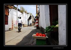 Fuzhou -1 (cavenli2008) Tags: china st d50 nikond50 fuzhou hutong 2007 streetshot tamron2875mmf28 tamrona09
