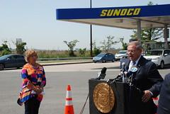 Menendez Rails Against High Gas Prices