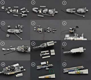 T-65 X-wing: V2 (instructions – Page 1)