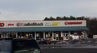 Subway #22952-Radio Shack Georgetown, DE