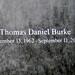 Thomas Daniel Burke