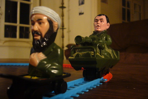 Super funny children's toy -- morocco maroc toy funny madeinchina benladen tank thetenthcommentgetsafreetoy ben children's gets laden