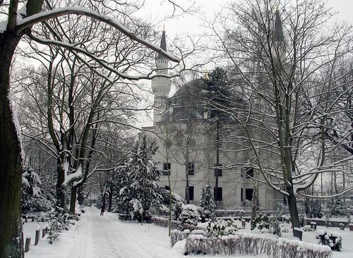 Şehitlik-Moschee Berlin