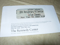 Ticket Envelope