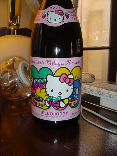 Hello Kitty Beaujolais