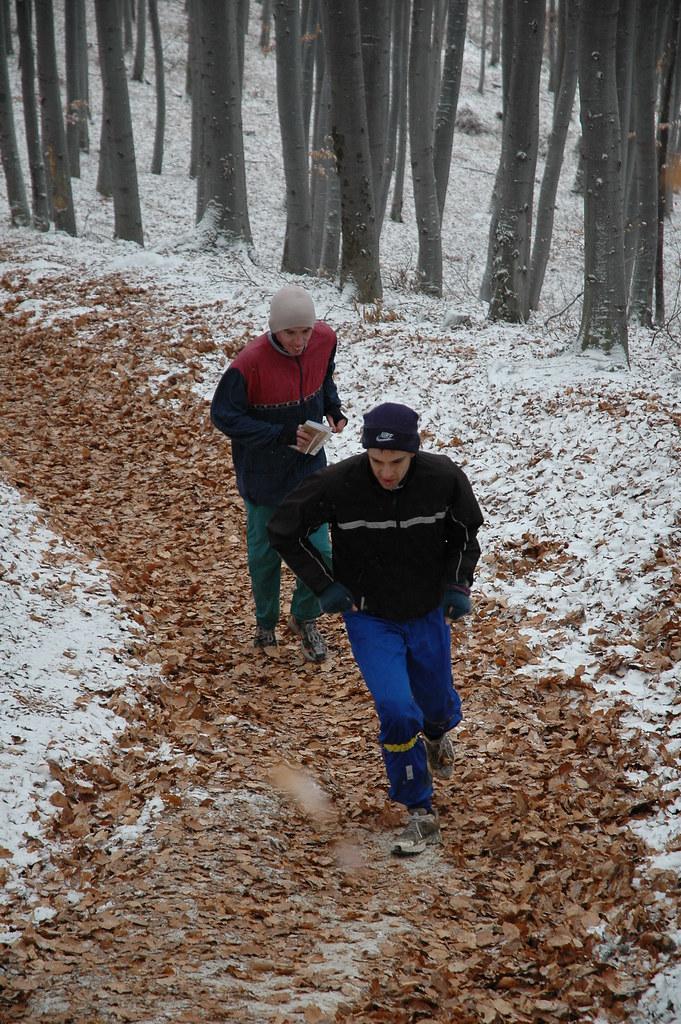 Téli Mátra 36 futás
