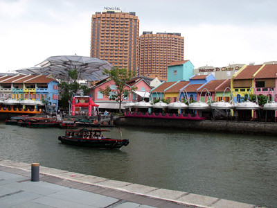 Clarke Quay River