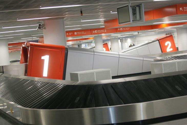 Aeropuerto Varsovia
