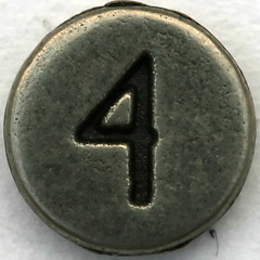 Pewter Number 4