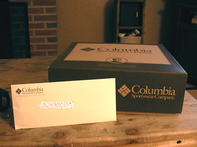 Columbia boots! FREE
