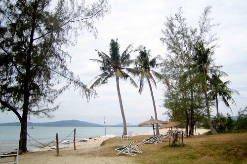 relaxing at the Bo Resort