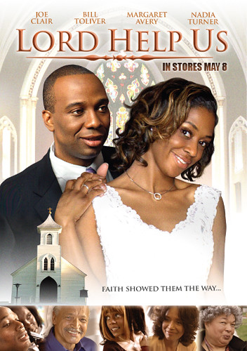 LORD HELP US MOVIE DVD COVER