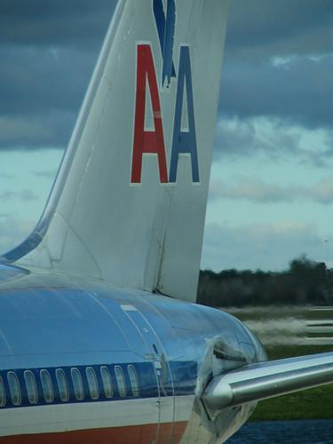 AA Tail at MCO