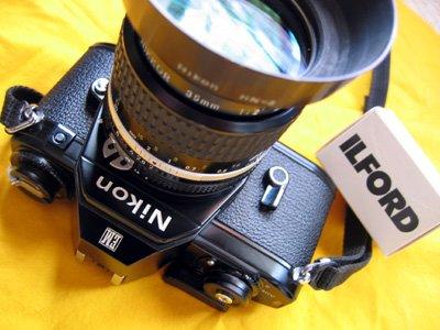 Nikon EM with 35mmf2