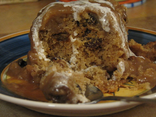 Nigella's Easy Sticky-Toffee Pudding