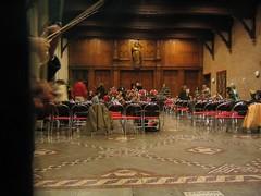Probensaal im Hôtel Dieu
