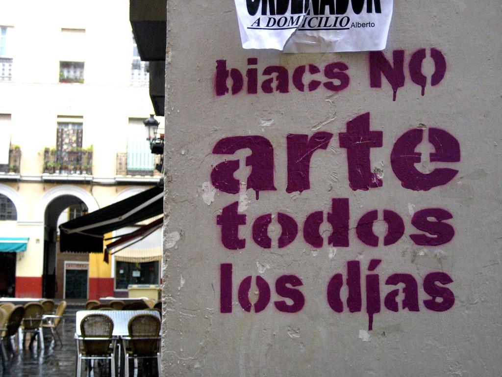 No arte