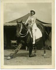 Circus Scrapbook