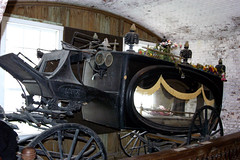 19th Century Horse-Drawn Hearse 48769