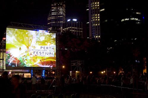 Perth Festival 2007 Overture