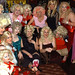 ANNA NICOLE SMITH with Drags Queens in West Hollywood