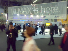 WiMax in 3GSM