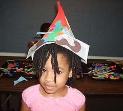 Super Saturday - Adachi's Crafty Hat
