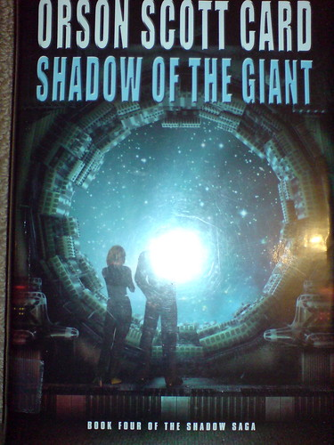 Shadow of the Giant : Orson Scott Card