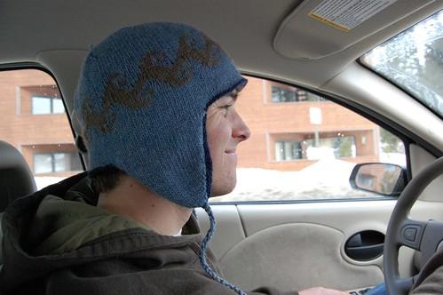 Warm Hat.