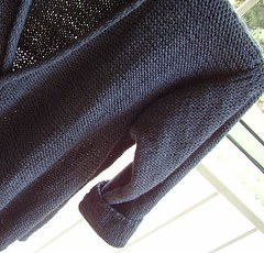 stella (a thousand black dreams) Tags: stella knit cardigan mccartney chunky