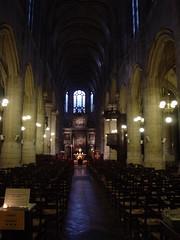Saint-Nicholas-des-Champs Inside