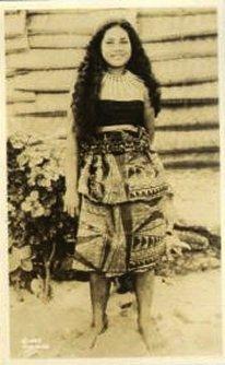 somoa girl