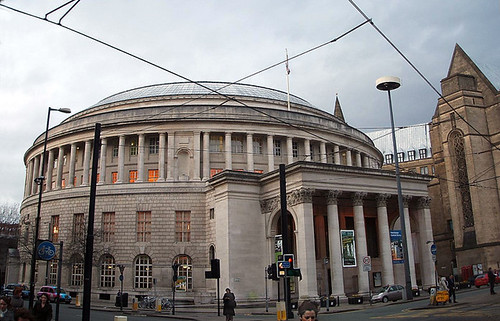 Manchester Central Library by ilgiovaneWalter (Sobchak).