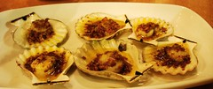 alavars baked scallops (doctian) Tags: food photoshop sony philippines cybershot cebu filipino pinoy ilovefood cebusugbo dscw100 ceburestaurants doctian