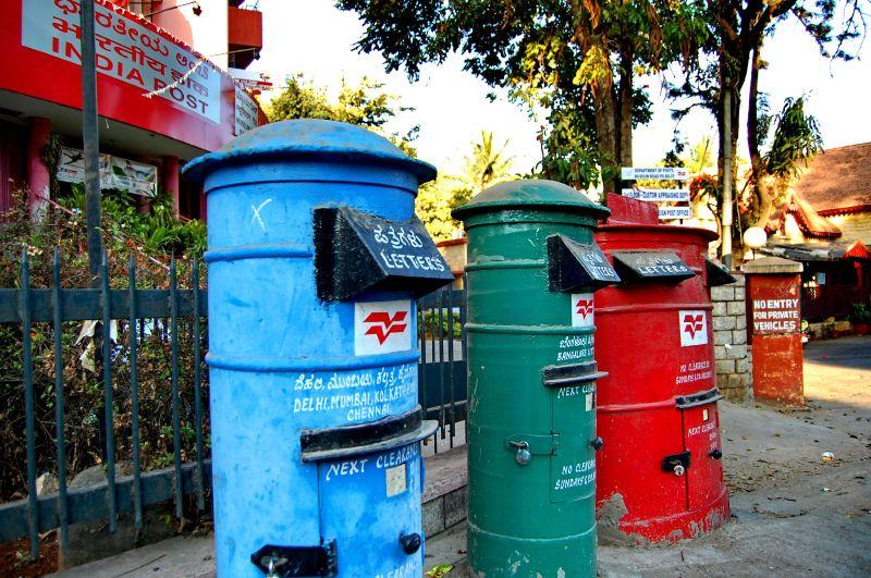 India post box