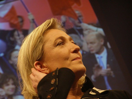 convention présidentielle front national, lille, 25 février - 15