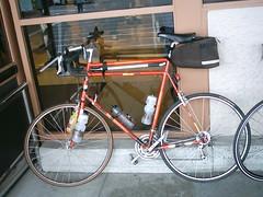 A Tall Bike