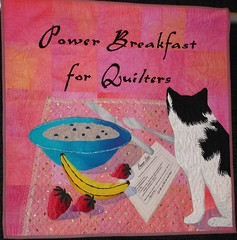 Power Breakfast for Quilters