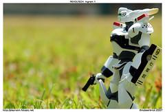 Ingram-1 - 01 (Sv.Vaclav) Tags: toys kaiyodo ingram patlabor revoltech