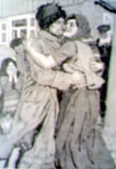 Osterkuss 1917
