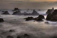 blub blub! (PedroMadruga) Tags: ocean longexposure sea canon rocks pico mygarden hdr azores aores blubblub pedromadruga