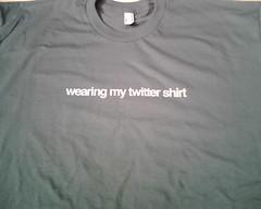 Twitter shirt (by niallkennedy)