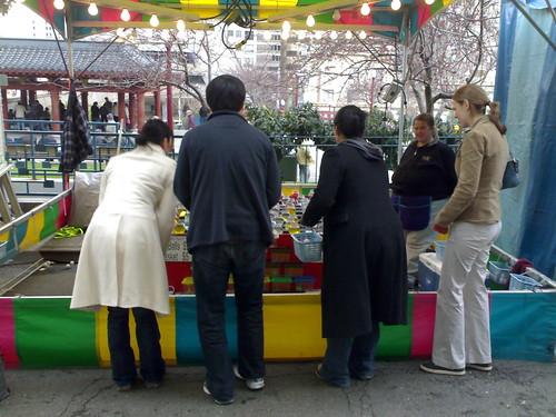 carnie games in chinatown