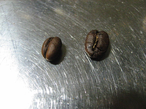 The Estrela �(WASHED No.1) & The Republic of Rwanda Coffee beans