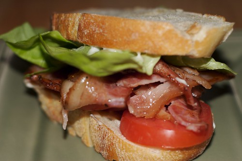 I Make A Kick-Ass BLT