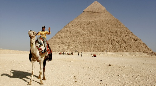 The Great Pyramid - 5