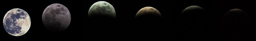 Lunar Eclipse 2007